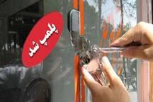 مهر و موم 51 واحد صنفی در گناباد در سال گذشته