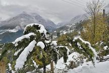 هوای مازندران پایان هفته برفی و سرد می شود
