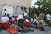 ارتش برای امداد رسانی در حوادث آمادگی کامل دارد