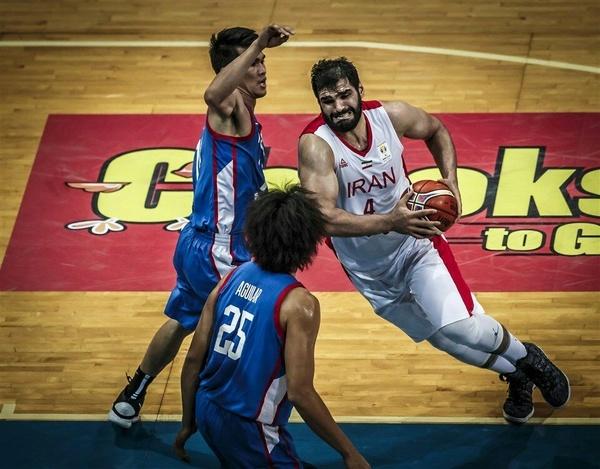 سنتر مازندرانی در جمع 10 بسکتبالیست برتر آسیا