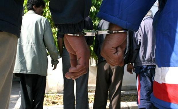 باند سارقان سیم برق در عسلویه دستگیر شدند