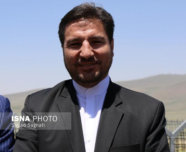 مرز کوزه رش سلماس کوتاهترین و امنترین راه ارتباطی ایران و ترکیه است