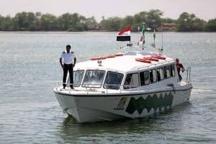 احیاء مسیر آبی خرمشهر - بصره با اتوبوسهای دریایی
