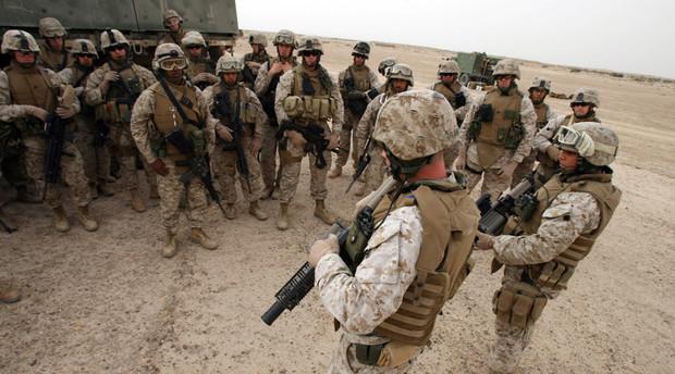 تایید خبر تحرکات نظامی آمریکا در خاک عراق