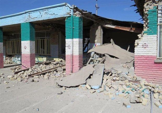 زلزله میانه ۲۶ میلیارد ریال به مدارس خسارت وارد کرد