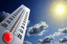 دمای هوا در استان مرکزی چهار درجه گرمتر می شود
