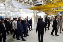 ۴ پروژه سازمان صنعت، معدن و تجارت سمنان افتتاح شد