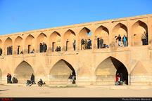 مردم اصفهان دوباره در حسرت خروش زایندهرود  پلهای تاریخینصف جهان بیآب شدند