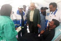 47 هزار زائر پاکستانی خدمات بهداشتی دریافت کردند