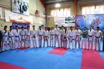 تیم ملی کاراته امید ایران آماده اعزام به مالزی هستند