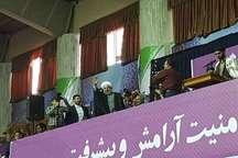 حجت الاسلام والمسلمین روحانی: عده ای از پیشرفت ایران نگرانند