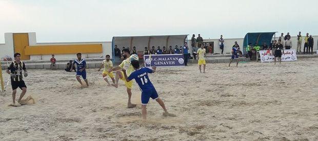 تیم فوتبال ملوان گناوه بازی نخست را واگذار کرد