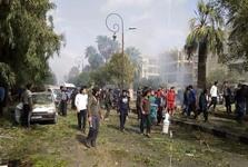 انفجار خونین در ادلب در شمال سوریه+عکس