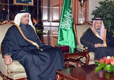 هرج و مرج به دروازه های کشورهای عربی حاشیه خلیج فارس رسید