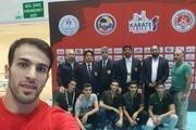 تیم کاراته قزوین با سه مدال از لیگ جهانی بازگشت