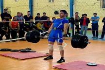 تیم پاورلیفتینگ قزوین در مسابقات کشوری درخشید