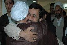 آنهایی که روزگاری با احمدی نژاد بودند