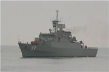 ناوگروه دریایی ارتش ایران در قزاقستان پهلو گرفت/ رزمایش مشترک دو کشور از فردا