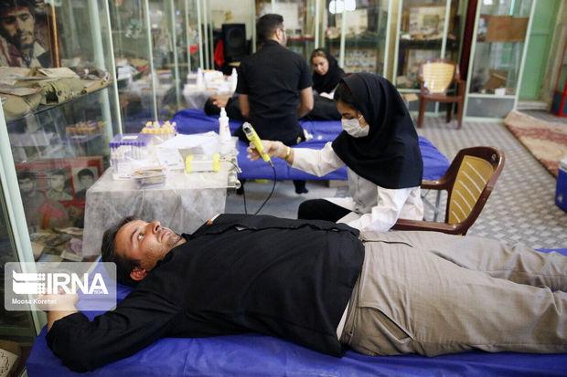 یک هزار واحد خون در البرز اهدا شد