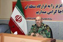 ارتش با تمام قوا از مرزهای کشور محافظت می کند