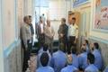 بازدید مدیرکل سازمان زندانهای استان از زندان بروجرد