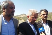 وزیر نیرو: 2400 پروژه حوزه آب و برق کردستان در دست اجرا است