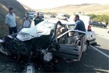 سانحه رانندگی در نهاوند ۳ کشته و مجروح بر جای گذاشت
