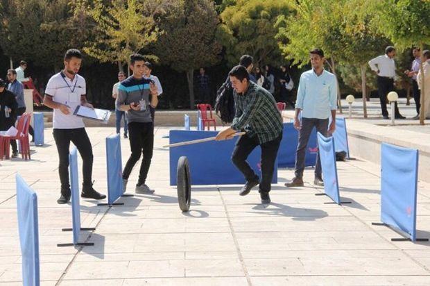 جشنوارهآبادی در دانشگاه یزد برگزار شد