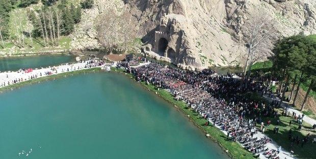 بیش از یک میلیون گردشگر نوروزی از کرمانشاه دیدن کردند