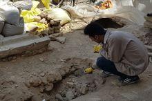 آبراه های قدیمی در عالی قاپو مطالعه  باستان شناسی می شود