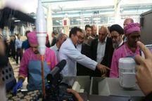افتتاح 477 میلیارد ریال طرح تولیدی در تبریز