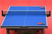 پشتوانه تنیس روی میز خوزستان ضعیف است