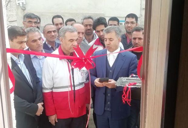 اولین خانه هلال روستایی شمیرانات افتتاح شد