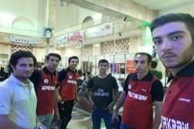 اعزام تیم فوتوالی عبدی مراغه به عنوان نماینده آذربایجان شرقی به مسابقات قهرمانی کشور