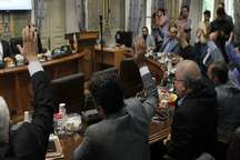 هیات رئیسه کمیسیون های شورای اسلامی رشت مشخص شد