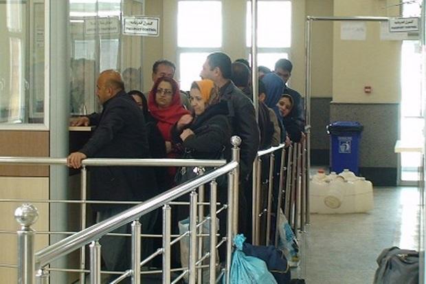 ورود مسافر به کشور از گمرک باشماق 21 درصد افزایش یافت