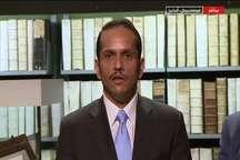 وزیر خارجه قطر: شرایط گفت وگو برای حل بحران تاکنون مهیا نشده است