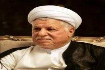 نمایندگان ملایر درگذشت آیت الله هاشمی رفسنجانی را تسلیت گفتند