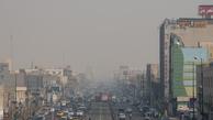 هوای تهران ناسالم برای گروه های حساس