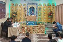 رقابت های قرآن، عترت و نماز دانش آموزان استان مرکزی برگزار شد