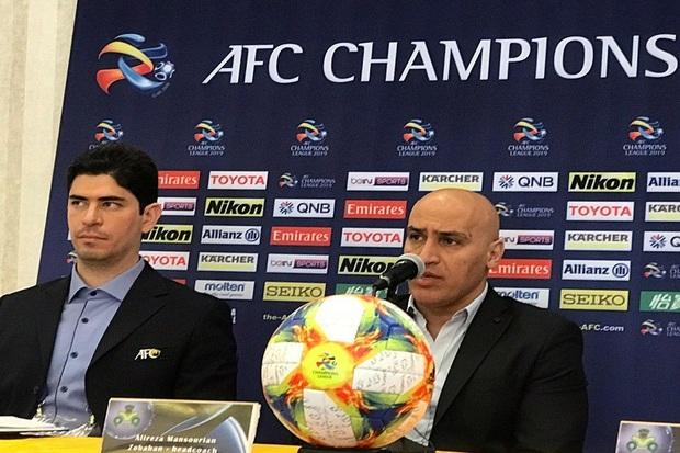 از بازیکنانم در دیدار با الزورا عراق راضی هستم