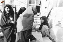 استان قم ۱۳۰ زن شهید تقدیم انقلاب نمودهاست
