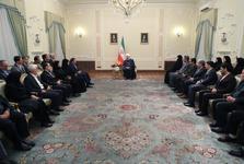 روحانی: دولت با تمام توان برای جبران خسارات ناشی از سیل اخیر تلاش میکند