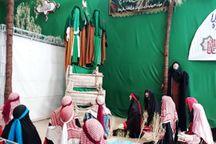 نمایشگاه فرهنگی و هنری غدیر در شهر یزد افتتاح شد