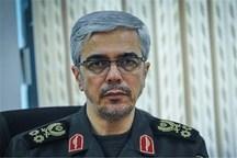 رییس ستاد کل نیروهای مسلح : هیچ متجاوزی به خود جرات تجاوز به ایران را نخواهد داد
