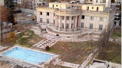 کاخ ورسای انتهای جردن بالاخره ثبت ملی می شود