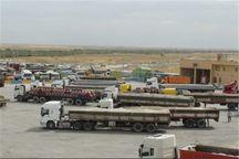 مرز چذابه بر روی محمولههای صادراتی به عراق بازگشایی شد