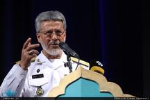 دریادار سیاری: امام جنگ را مردمی کرد