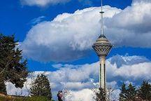 کیفیت هوای شهر تهران با شاخص 82 سالم است