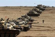 ترکیه: حمله به شمال سوریه قطعی است